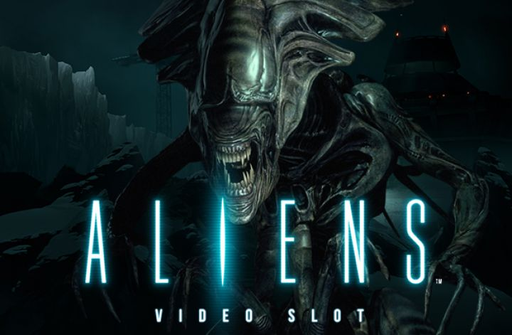 What is Aliens Slot Machine