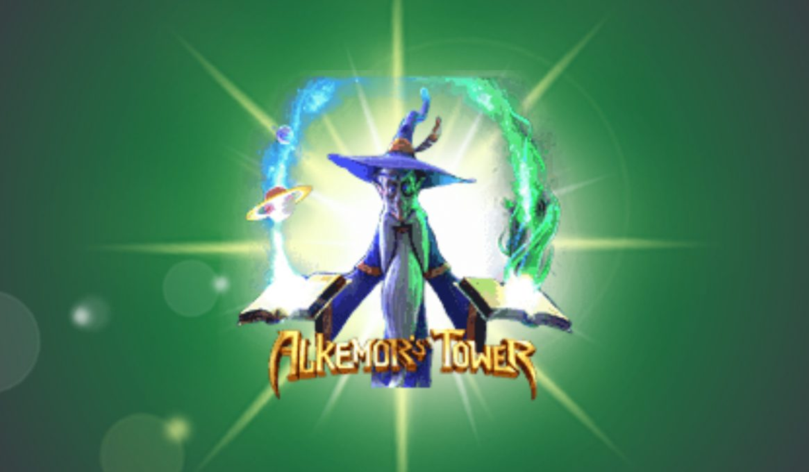 Alkemor's Tower Slot Machine