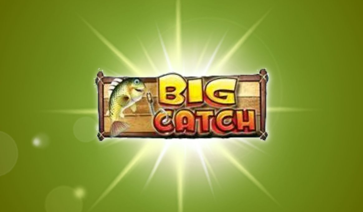 Big Catch Slot Machine