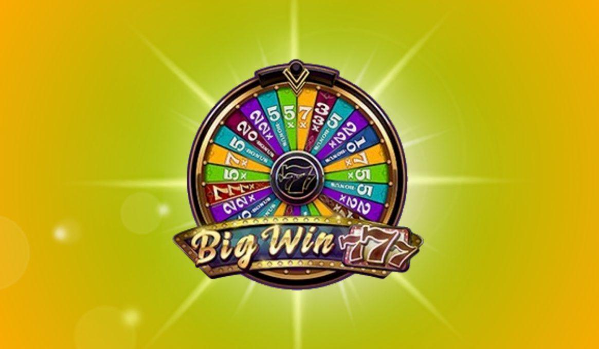 Big Win 777 Slot Machine