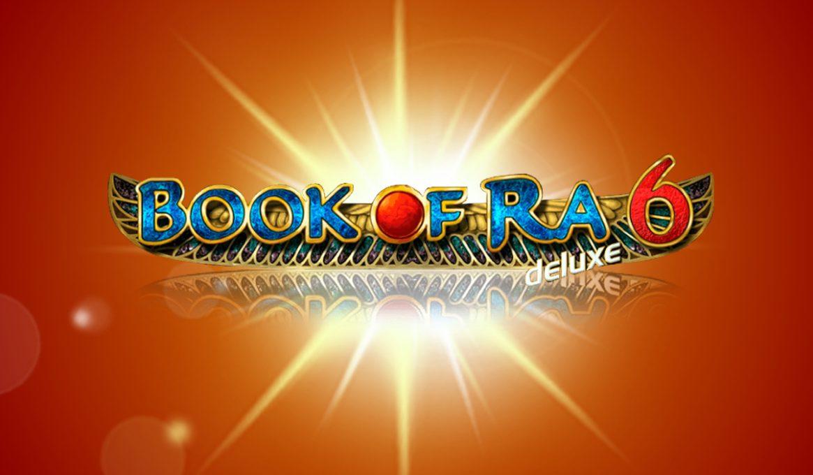 Book of Ra Deluxe Slot Machine