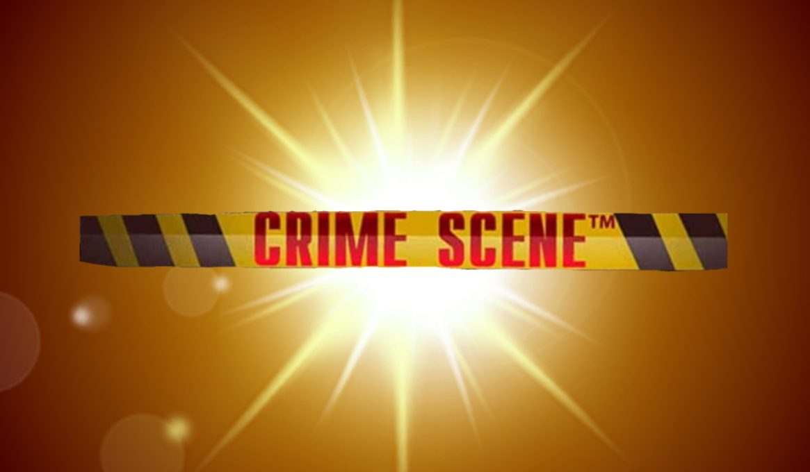 Crime Scene Slot Machine