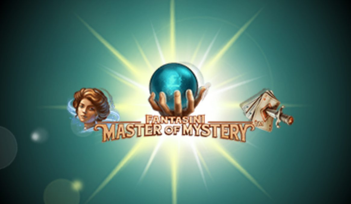 Fantasini Master of Mystery Slot Machine