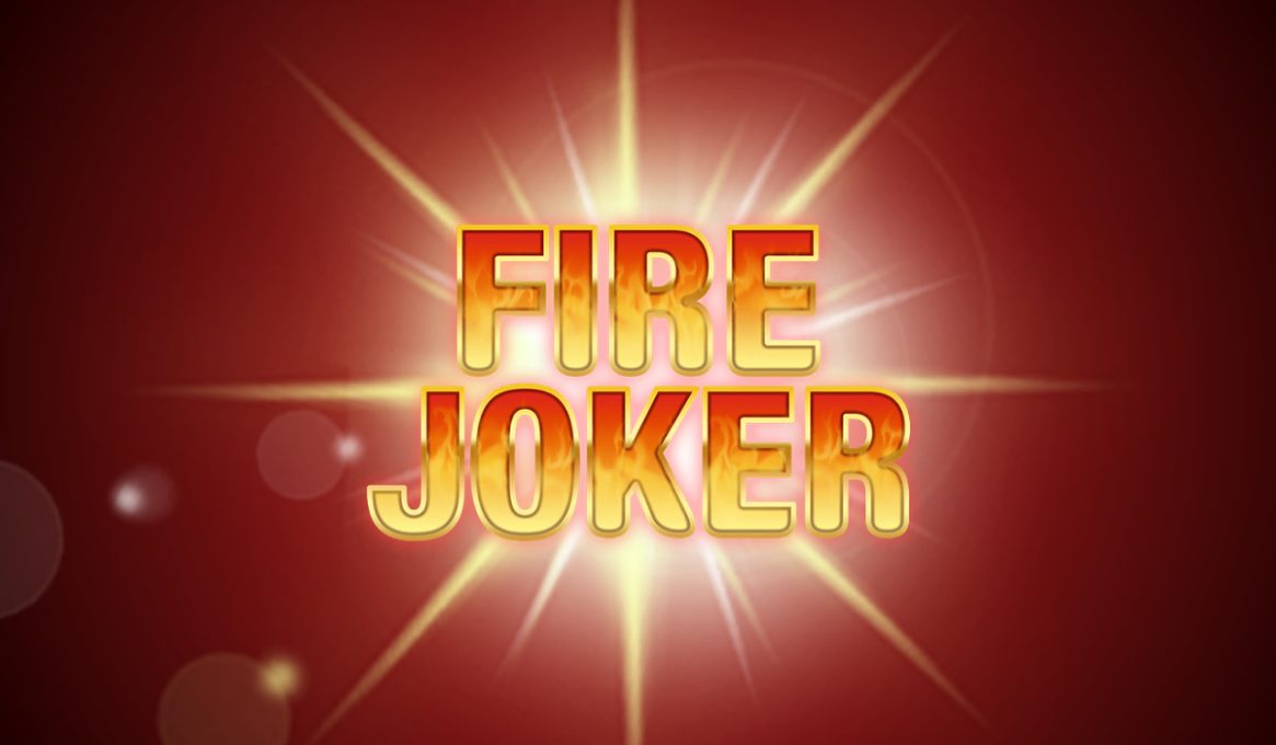 Fire Joker Slot Machine