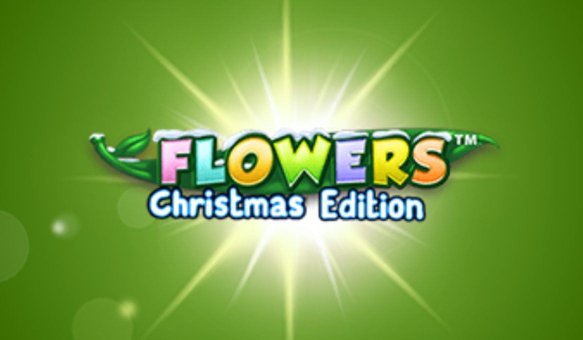 Flowers Christmas Edition Slot Machine