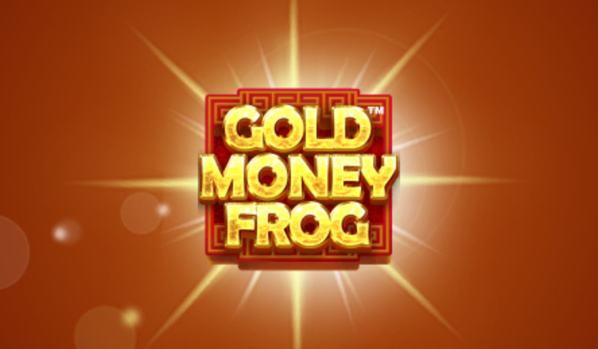 Gold Money Frog Slot Machine