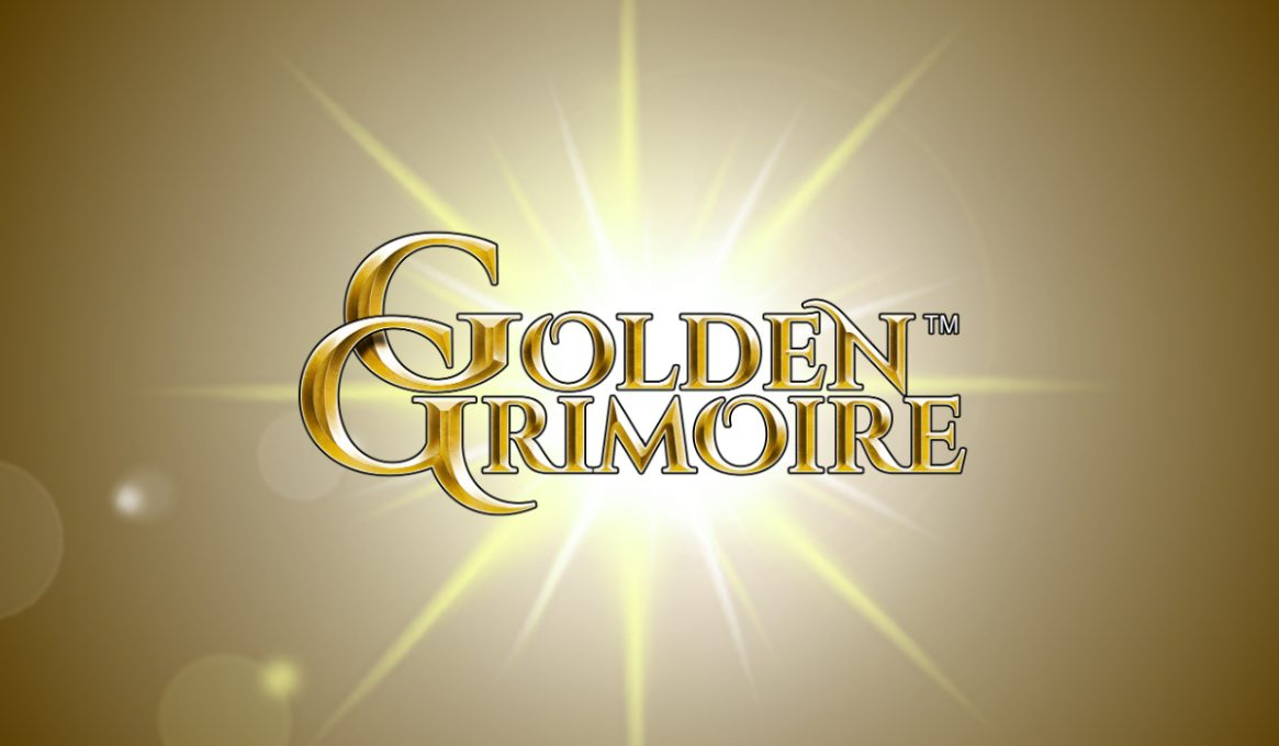 Golden Grimoire Slot Machine