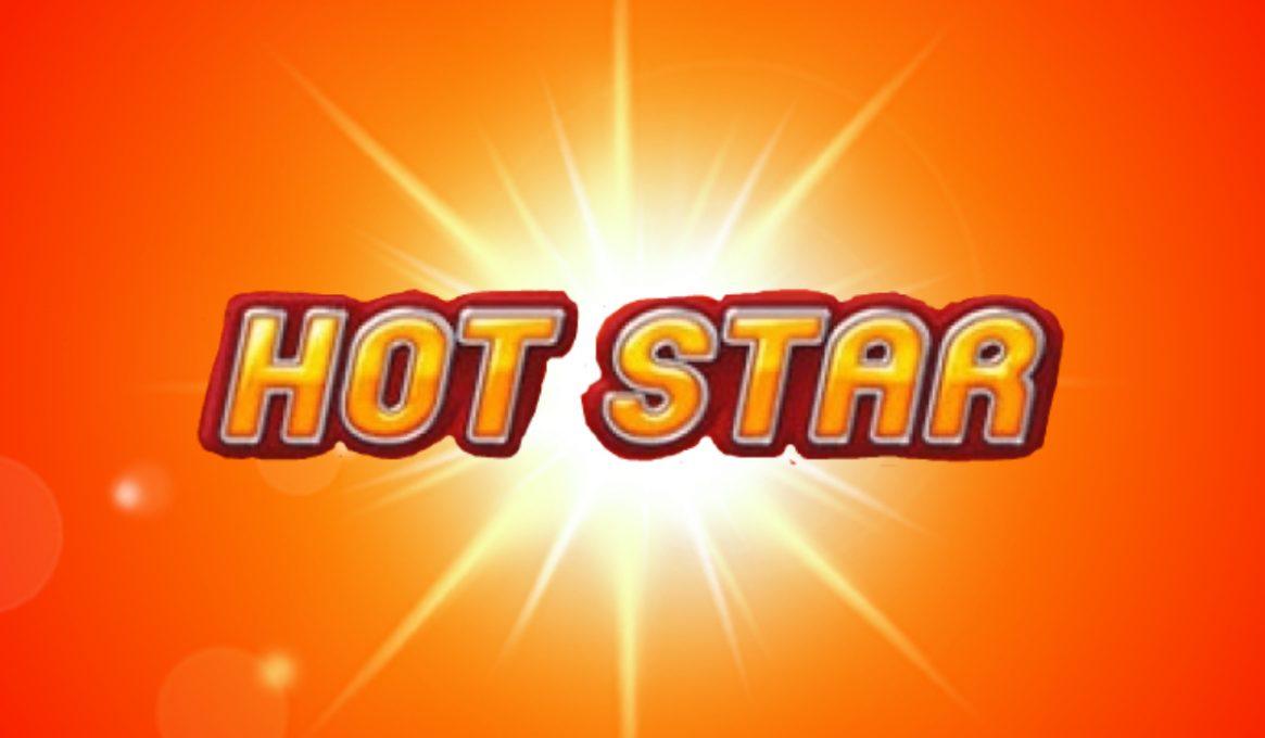 Hot Star Slot Machine