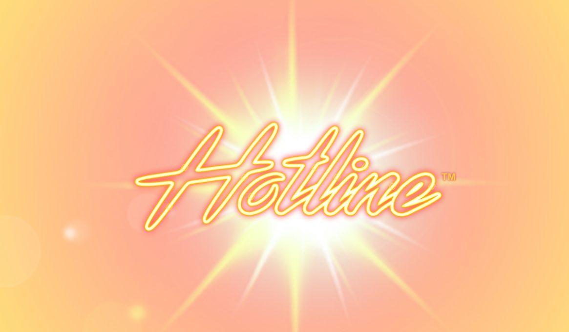 Hotline Slot Machine