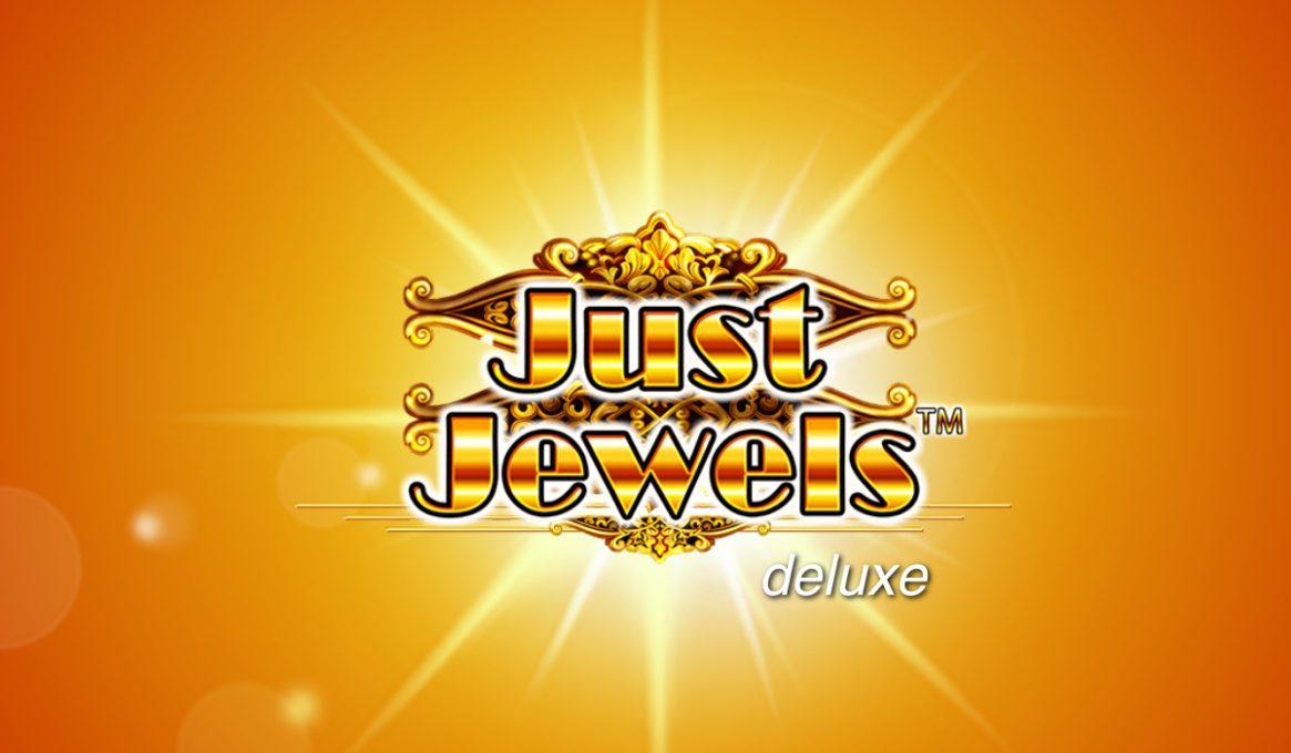 Just Jewels Deluxe Slot Machine