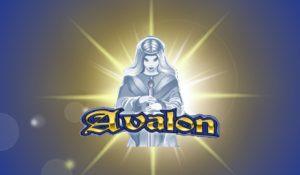 Lady of Avalon Slots Machine
