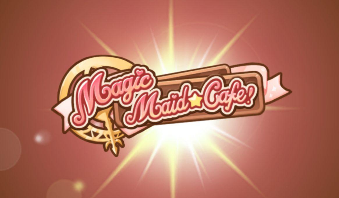 Magic Maid Cafe Slot Machine