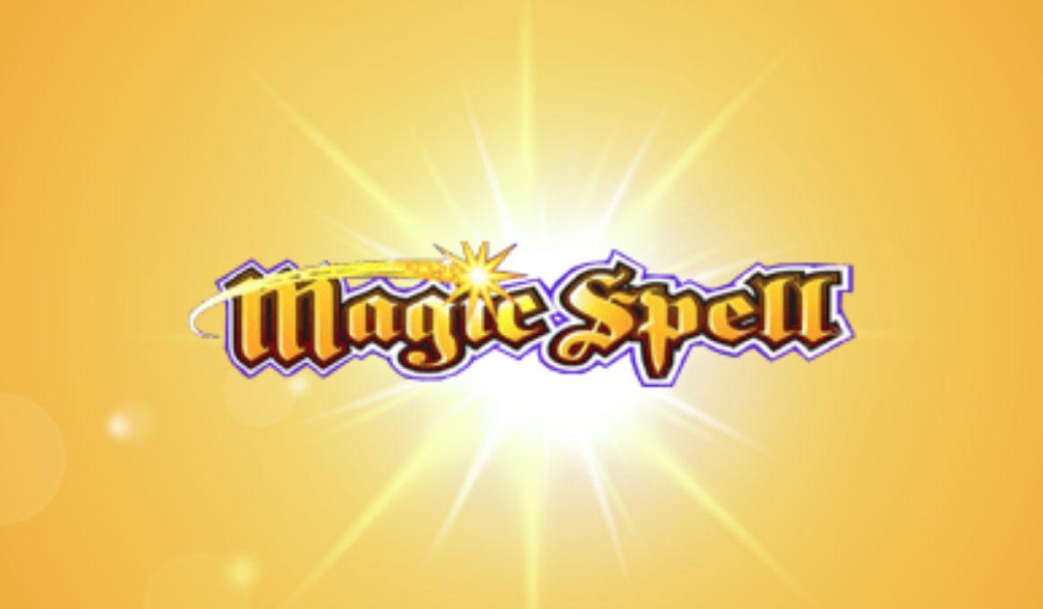 Magic Spell Slot Machine