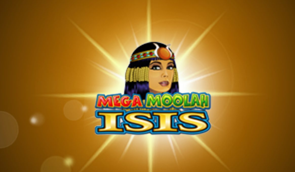 Mega Moolah Isis Slot Machine
