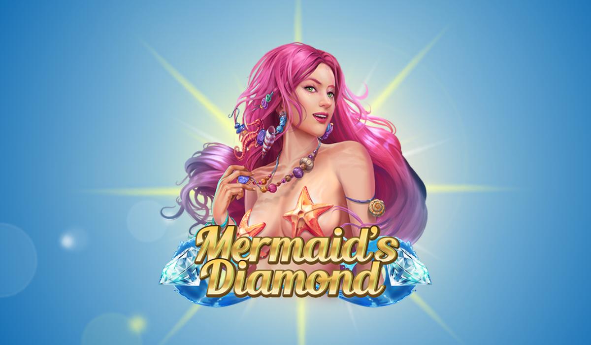 Mermaid's Diamonds Slot Machine