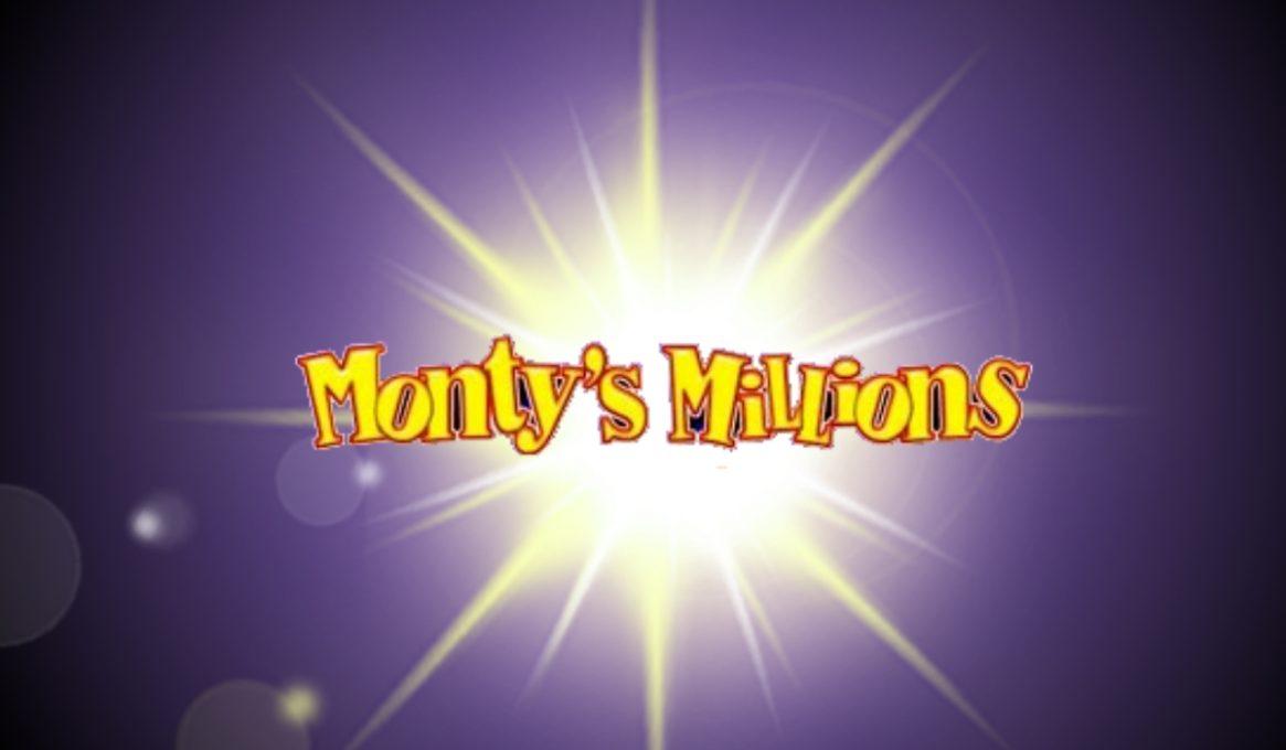 Monty's Millions Slot Machine
