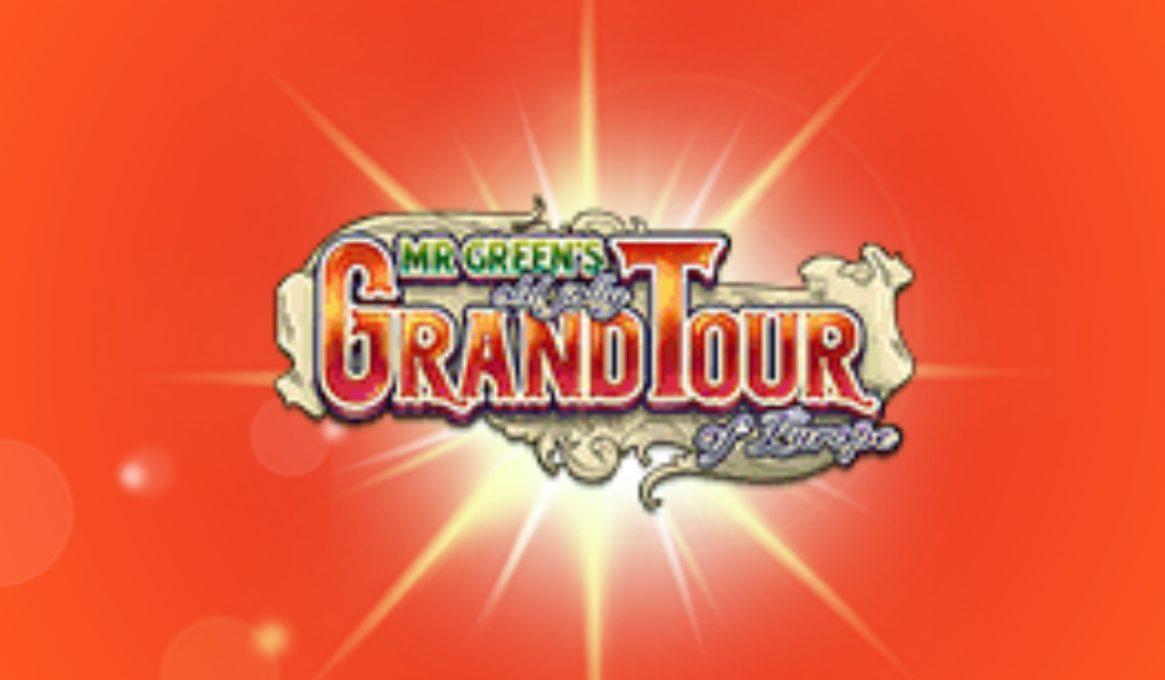Mr. Greens Grand Tour Slot Machine