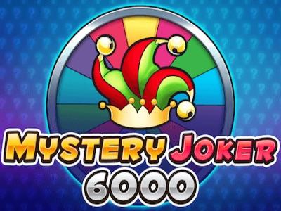 What is Mystery Joker 6000 Slots