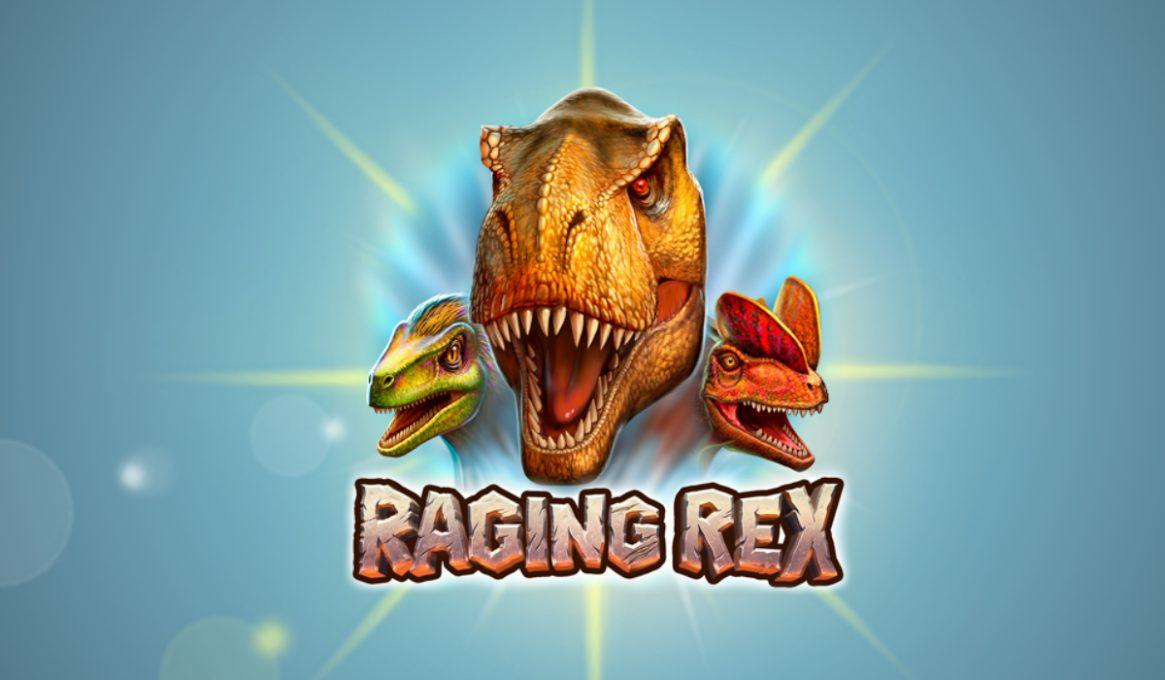 Raging Rex Slot Machine