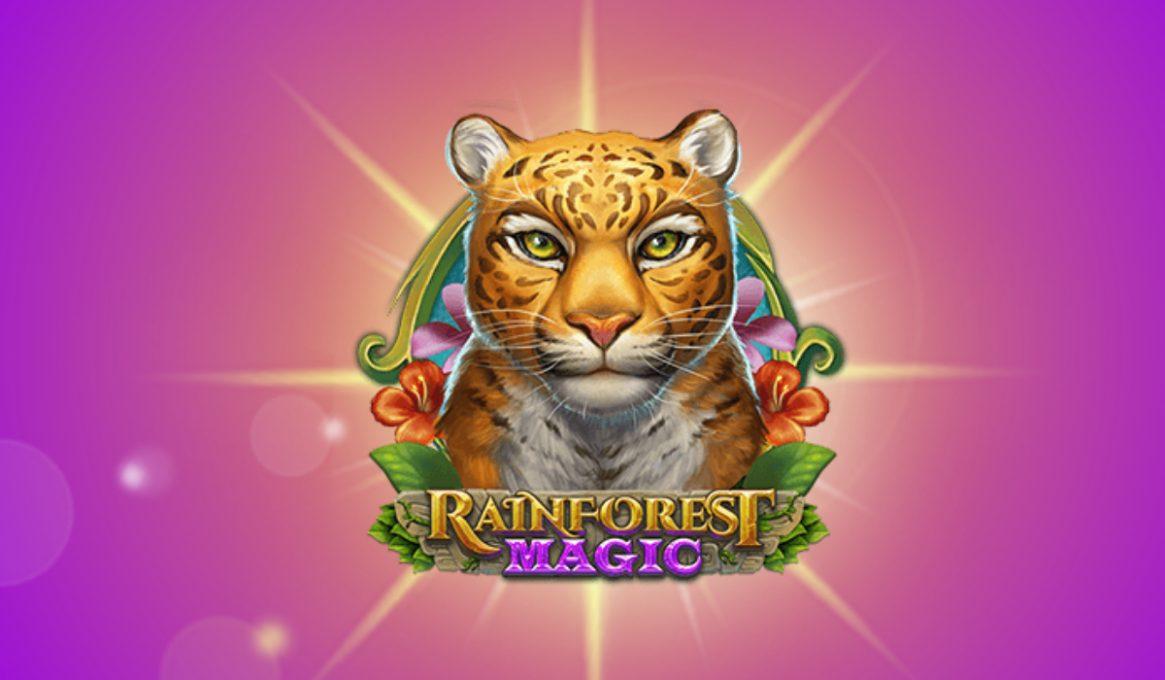 Rainforest Magic Slot Machine