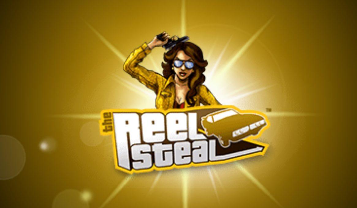 Reel Steel Slot Machine