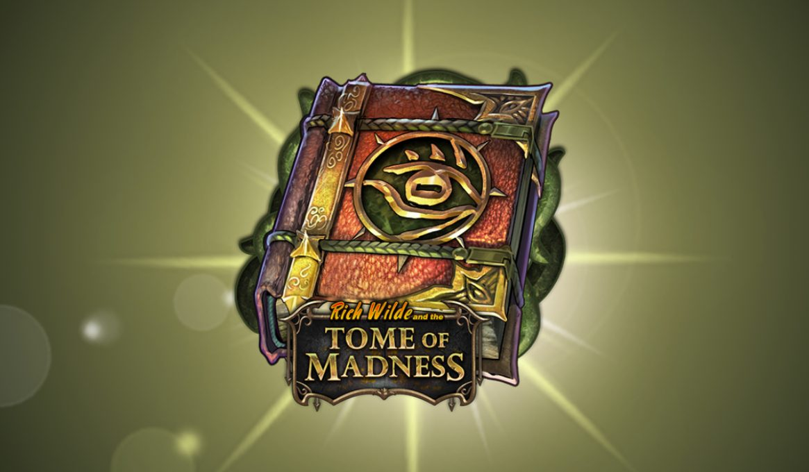 Rich Wilde and the Tome of Madness Slot Machine