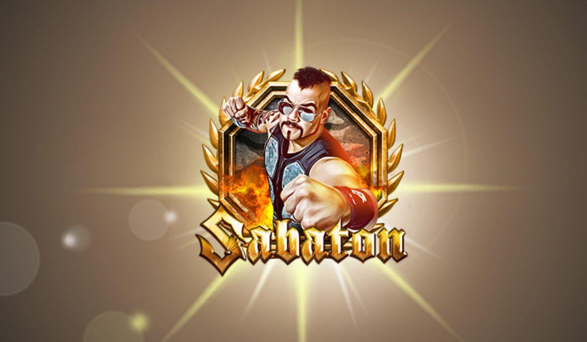 Sabaton Slot Machine