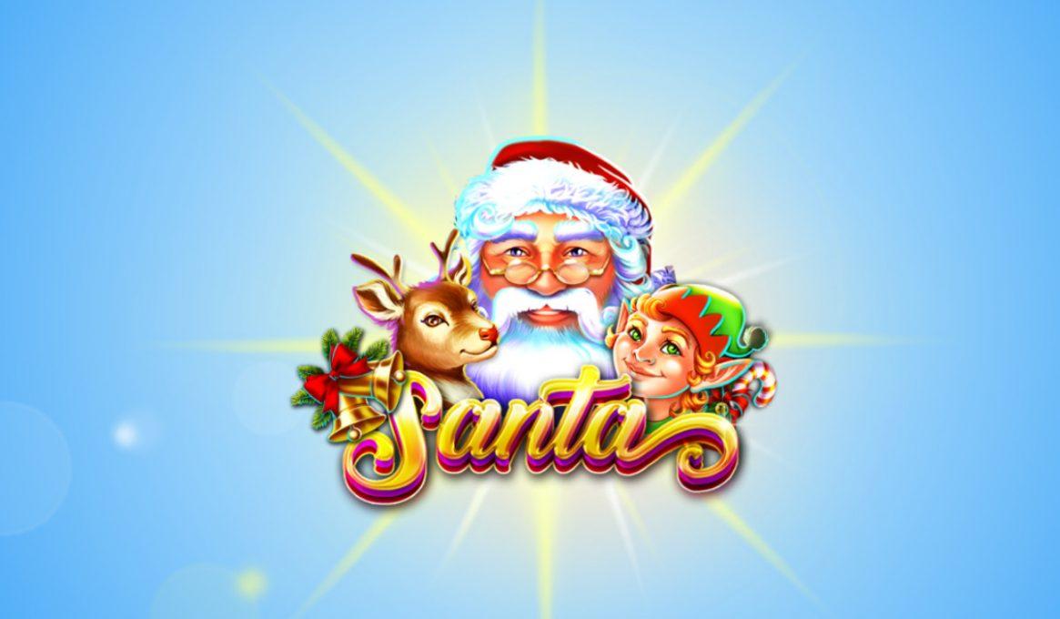 Santa Slots Machine