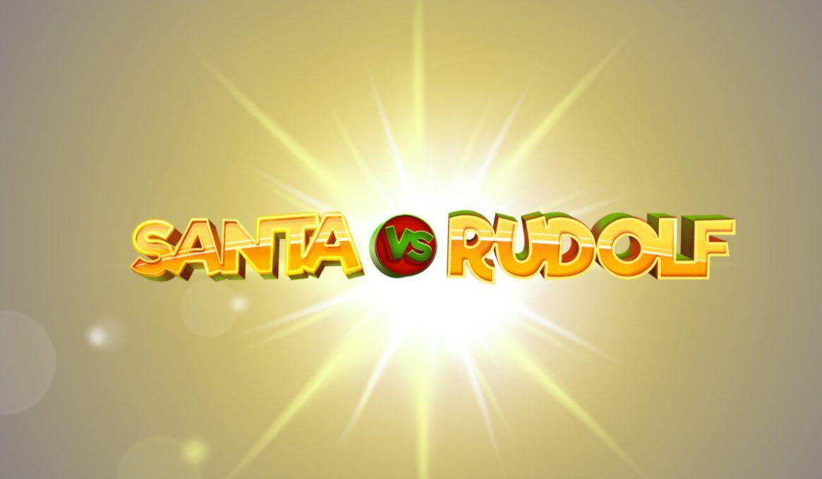 Santa Vs. Rudolf Slot Machine