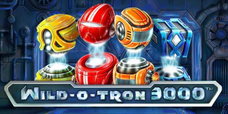Wild-O-Tron 3000 Slot Machine