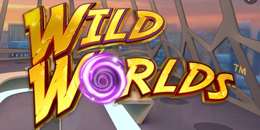 Wild Worlds Slot Machine