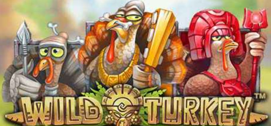 Wild Turkey Slot Machine