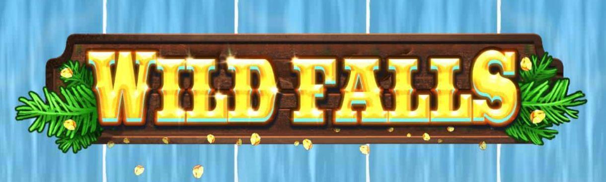 Wild Falls Slot Machine pay table