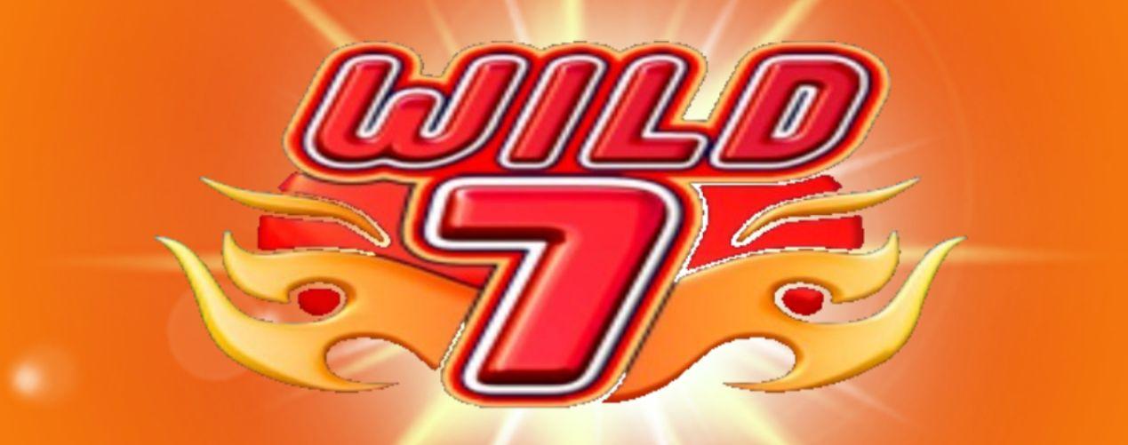 Wild 7 slot game