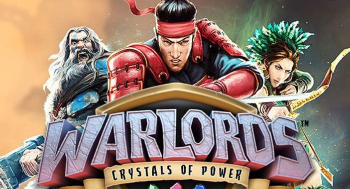 Warlords: Crystals of Power Slot Machine
