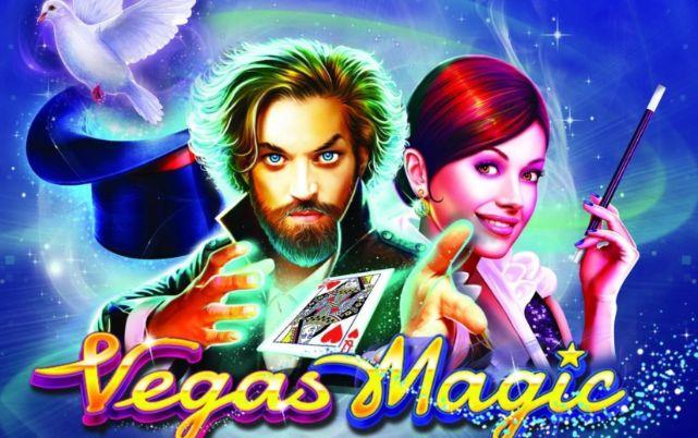 Vegas Magic Slot Machine