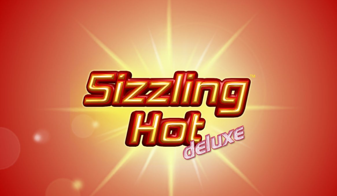 Sizzling Hot Deluxe Slot Machine