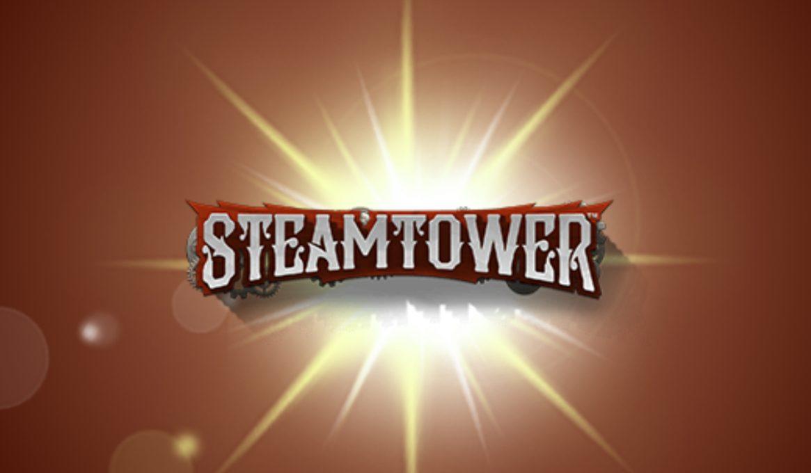 Steamtower Slot Machine