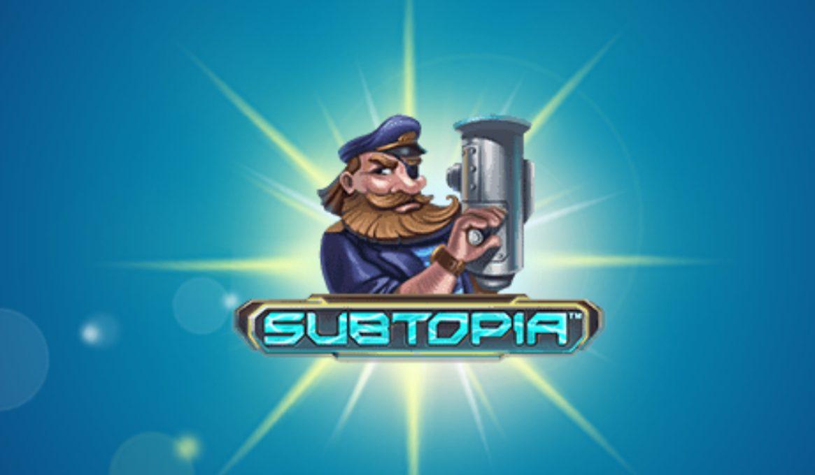 Subtopia Slot Machine