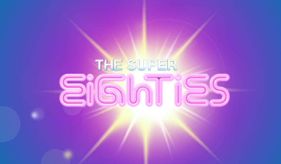 Super Eighties Slot Machine