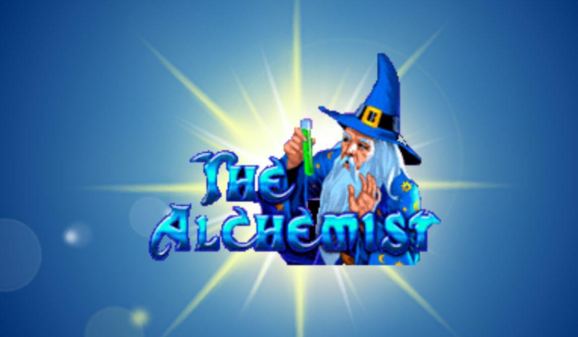 The Alchemist Slot Machine