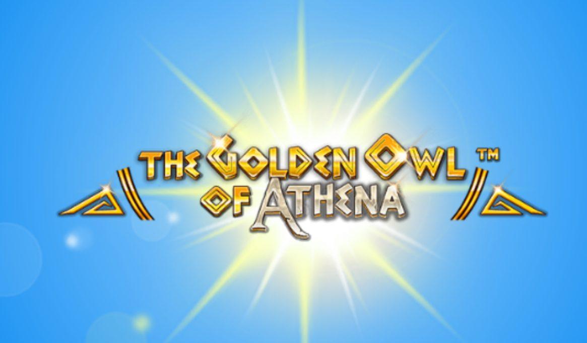The Golden Owl of Athena Slot Machine