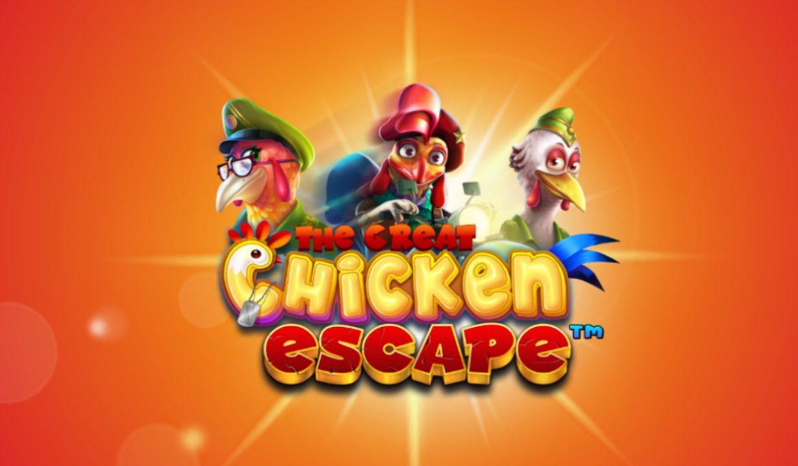 The Great Chicken Escape Slot Machine