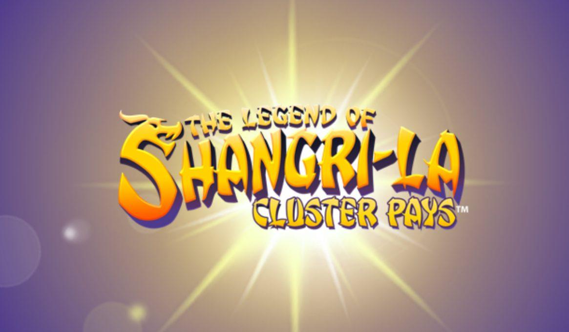 The Legend of Shangri-La: Cluster Pays Slot Machine