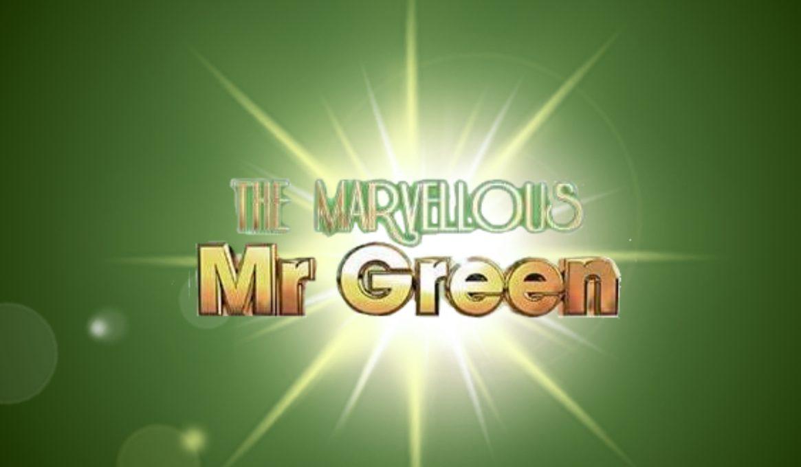 The Marvellous Mr Green Slot Machine