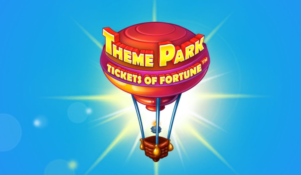Theme Park: Tickets of Fortune Slot Machine