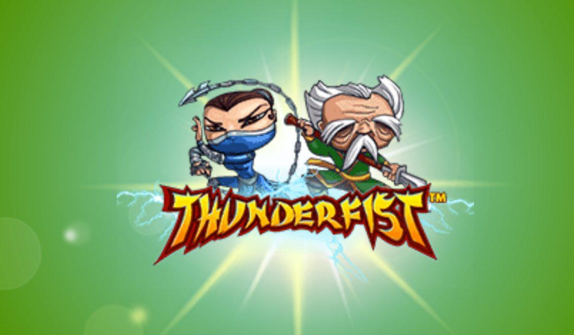 Thunderfist Slot Machine