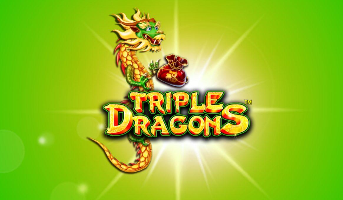 Triple Dragons Slots Machine