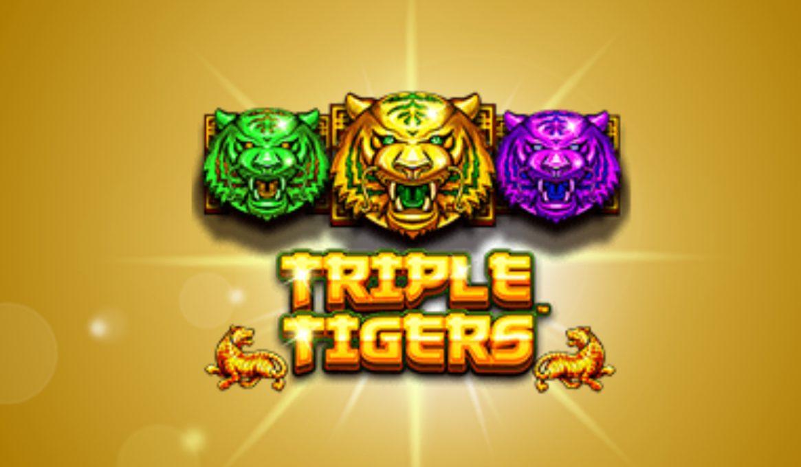 Triple Tigers Slots Machine