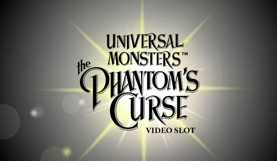 Universal Monsters: The Phantom's Curse Slot Machine